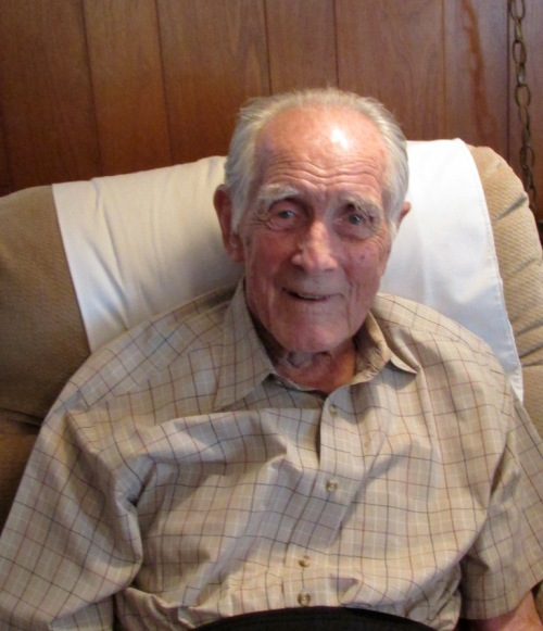 Dad at 97 years old