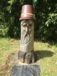 2838 Bee Beard's new hat,4-22-16